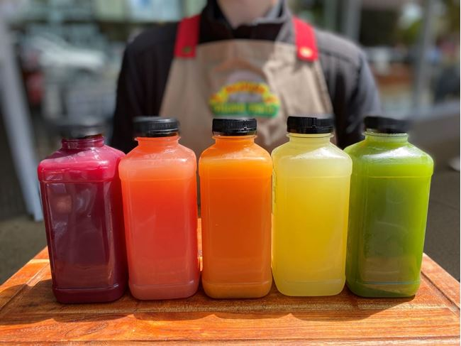 Picture of COLD PRESS REFRESH ME JUICE 500ML